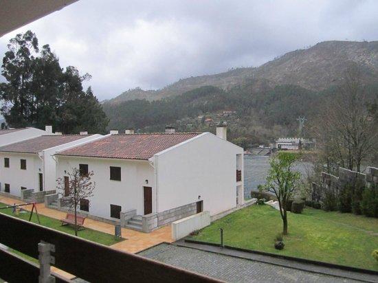 Geres Albufeira Apartamentos Turisticos: varanda segunda linha de apartamentos