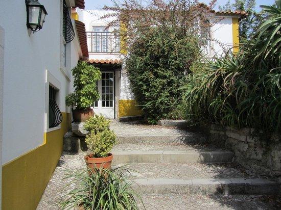 CASA DA TERRINA: steps