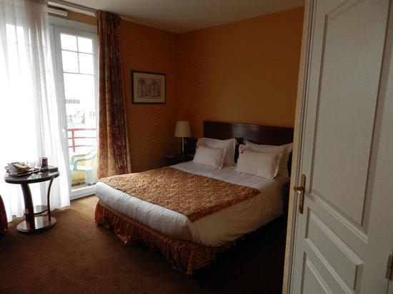 Hotel  La Matelote : Kamer zeezicht