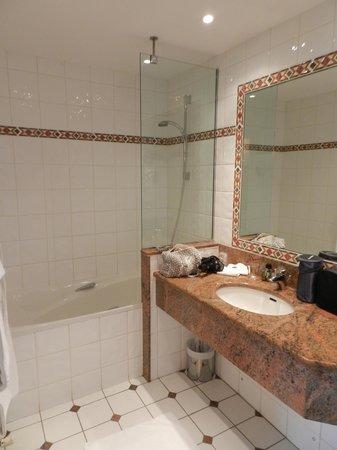 Hotel  La Matelote : Badkamer