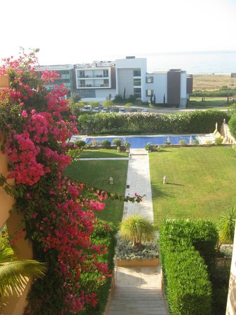 Buganvilia Apartments: Ocean view