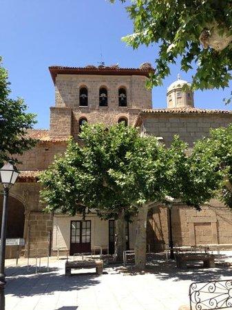 Piedrahita, Spania: iglesia Asunción