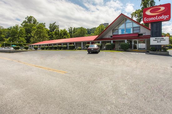 Belle Aire Motel : Econo Lodge Belle Aire