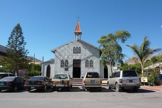 Hotel Frances: chiesetta di Santa Rosalia