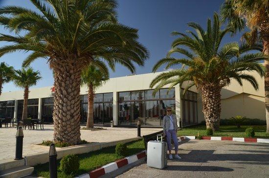 Amman Airport Hotel: Возле  отеля