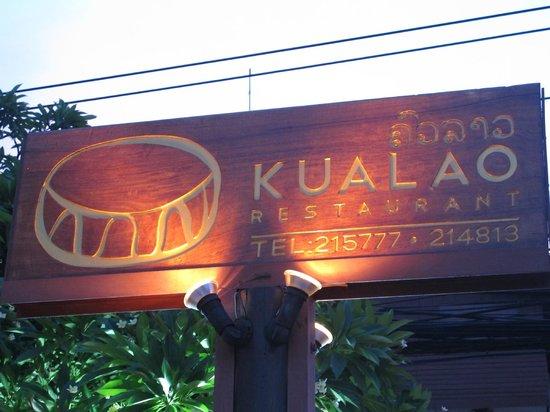Kualao Restaurant: Kualao restautant 07 2013