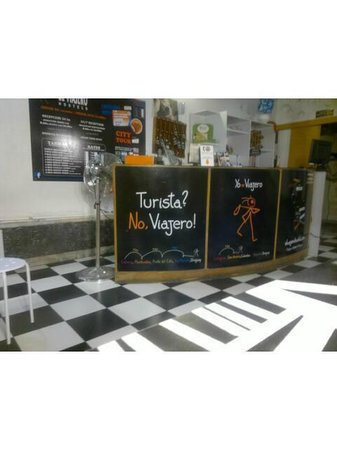 El Viajero Downtown Montevideo: El Viajero