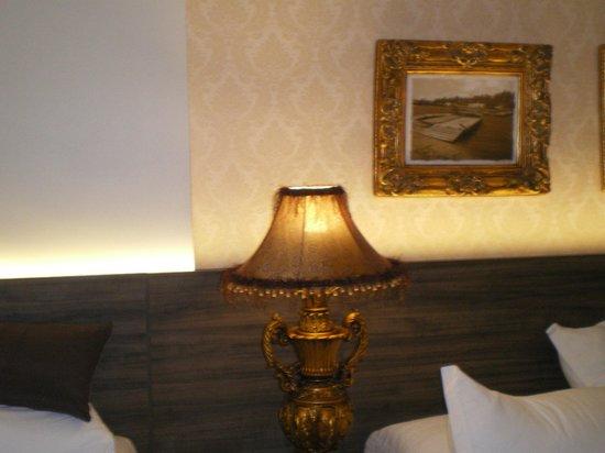 Best Western Premier Majestic: Um pouco do luxo do hotel!!!Aliás em todas as partes!!!