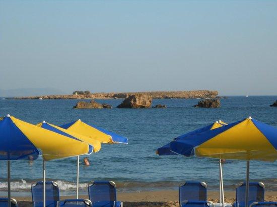 Danaos Hotel: Spiaggia