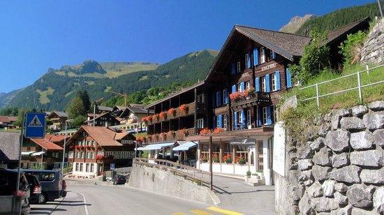 Jungfrau Lodge Swiss Mountain Hotel: ホテル