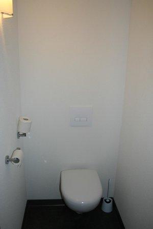 Ibis Budget Archamps Porte de Geneve: Toilet