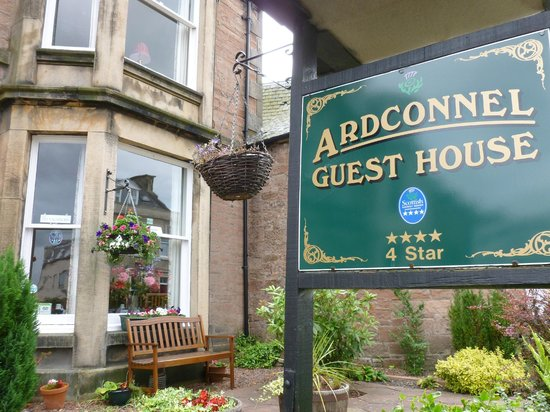 Ardconnel House B&B: Ardconnel House, Inverness