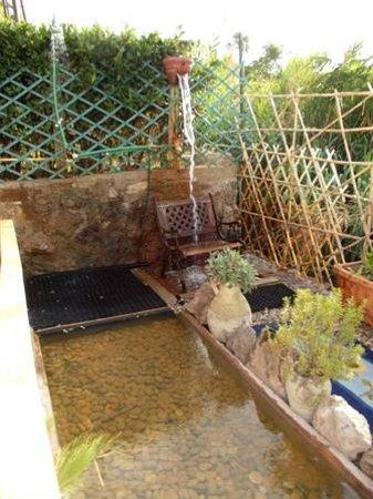 Villa Raffaela : Doccia termale con percorso plantare