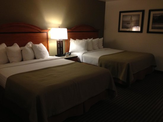 Best Western Mountain Shadows: Comfortable beds
