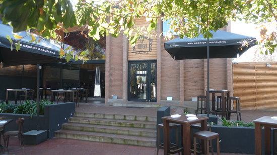 Restaurante La Boqueria de Barcelona