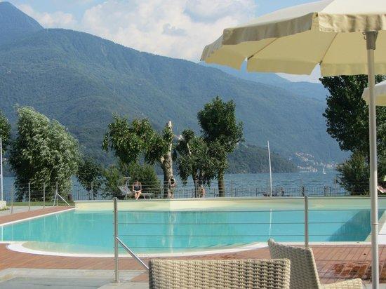 Tullio Hotel: Piscine