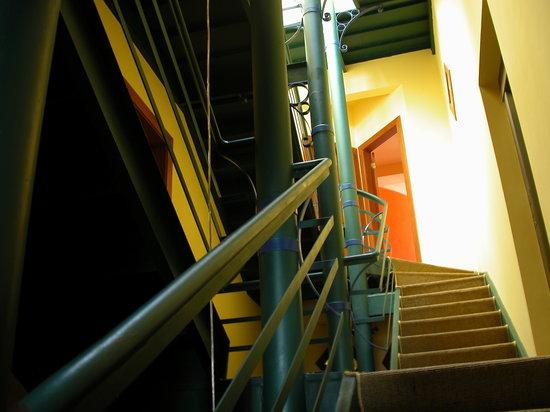 Pousada do Pilar: Stair