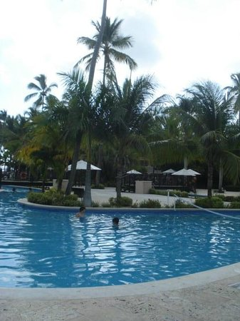 Dreams Palm Beach Punta Cana: Part of the Pool