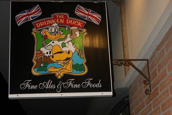 The Drunken Duck : Drunken Duck