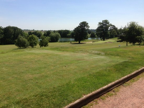 Patshull Park Hotel Golf & Country Club: Open spaces