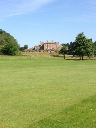 Patshull Park Hotel Golf & Country Club: I could live here