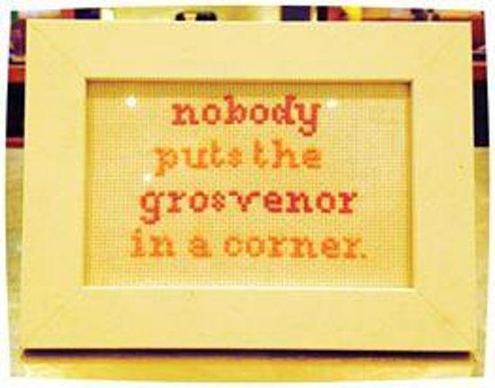 The Grosvenor Cinema: Nobody puts the Grosvenor in a corner!