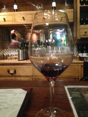 Trefethen Family Vineyards: Reserve Tasting