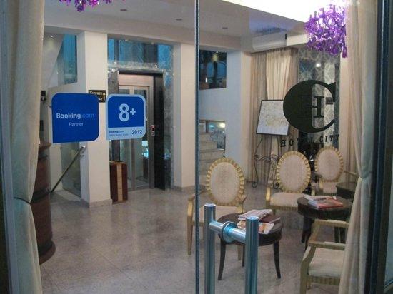 Hotel City: فندق ستي تبليسي city hotel >>tbilisi