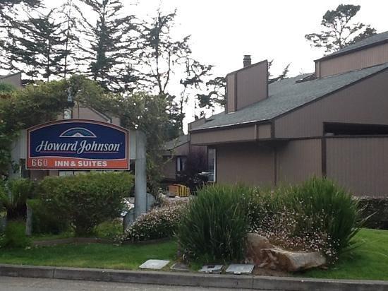 BEST WESTERN The Inn & Suites Pacific Grove-billede