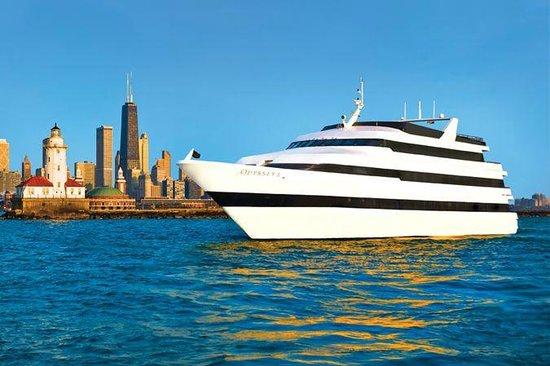 Odyssey Cruises Chicago Streeterville Restaurant