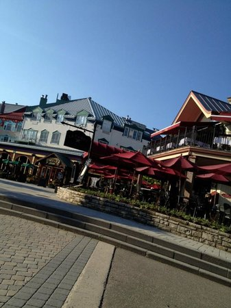 Station Mont Tremblant : Restaurantes