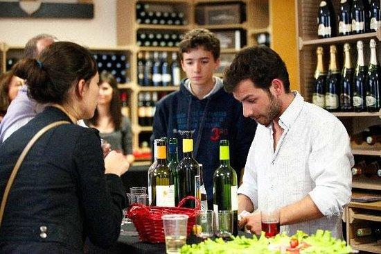 La CUV Saint Michel : Taste Wine
