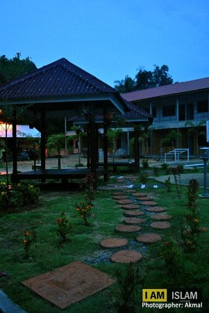 Purnama Beach Resort: this resort will be completed soon.