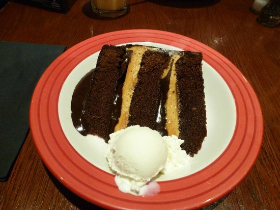 TGI Friday's - Haymarket : Yum Yum Chocolate and Cream