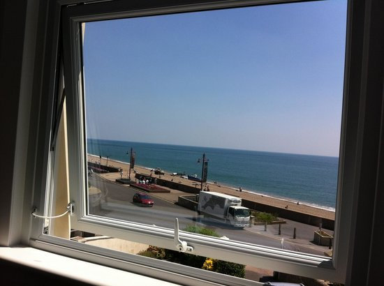 Beaumont Guest House : Great view from room 2
