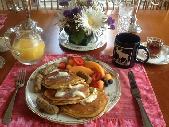 Willey's Farm Bed & Breakfast: !! Yeah Breakfast !!