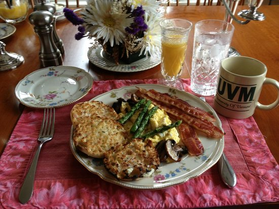 Willey's Farm Bed & Breakfast: !! WOW !!