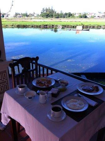 Hoi An Riverside Resort & Spa: colazione al riverside hotel
