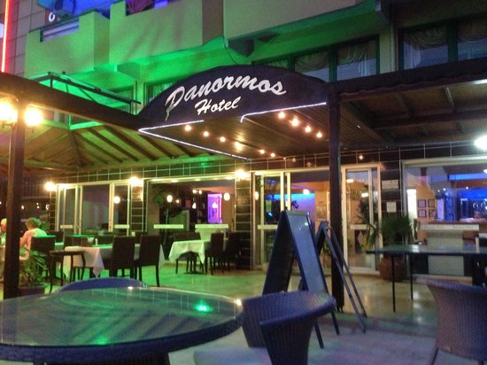 Panormos Hotel: Lovely food here as always