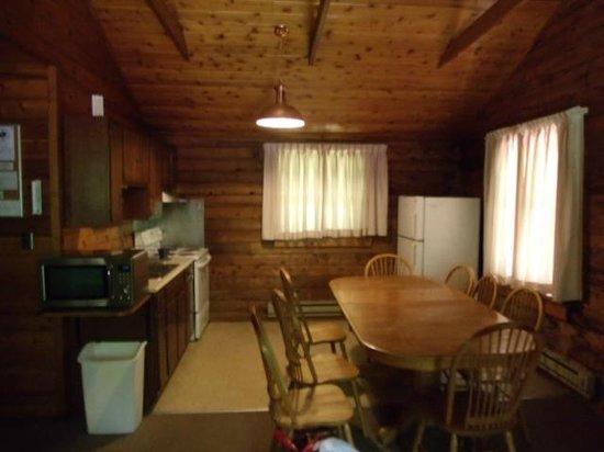 Gifford Pinchot State Park: Kitchen