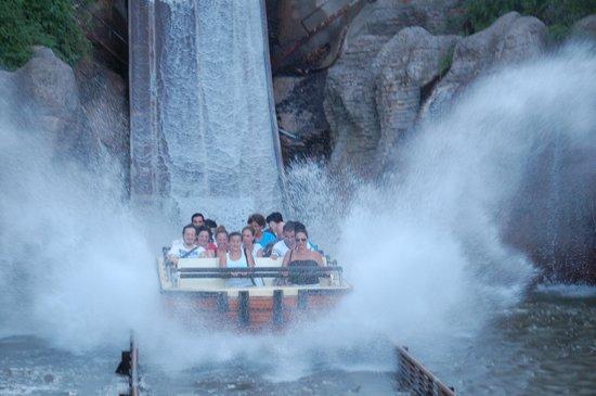 Parque Isla Mágica: Rapidos