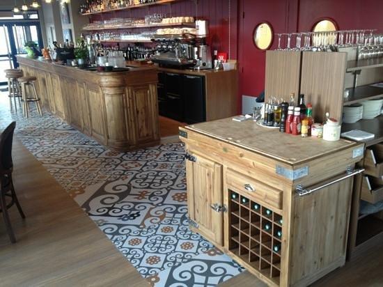 Le Pavillon Augustine : Le Bar