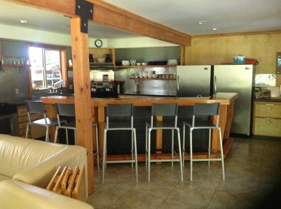 The Savary Island Resort: Communion Kitchen
