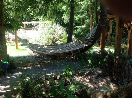 The Savary Island Resort: Hammock