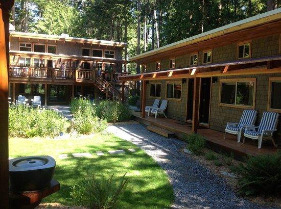 The Savary Island Resort: Resort