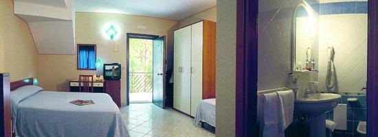 Hotel Village Marina: camera tipo