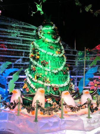 Gaylord Palms Resort & Convention Center: ICE