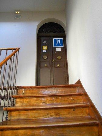 Hostal Jemasaca-Palma61: Entrada