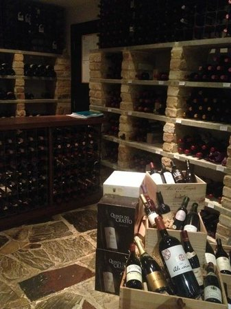 Wine Cellar - Picture of Hotel du Vin & Bistro, Cambridge - TripAdvisor