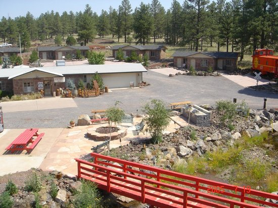 Canyon Motel & RV Park: OVERVIEW OF 1940 MOTEL